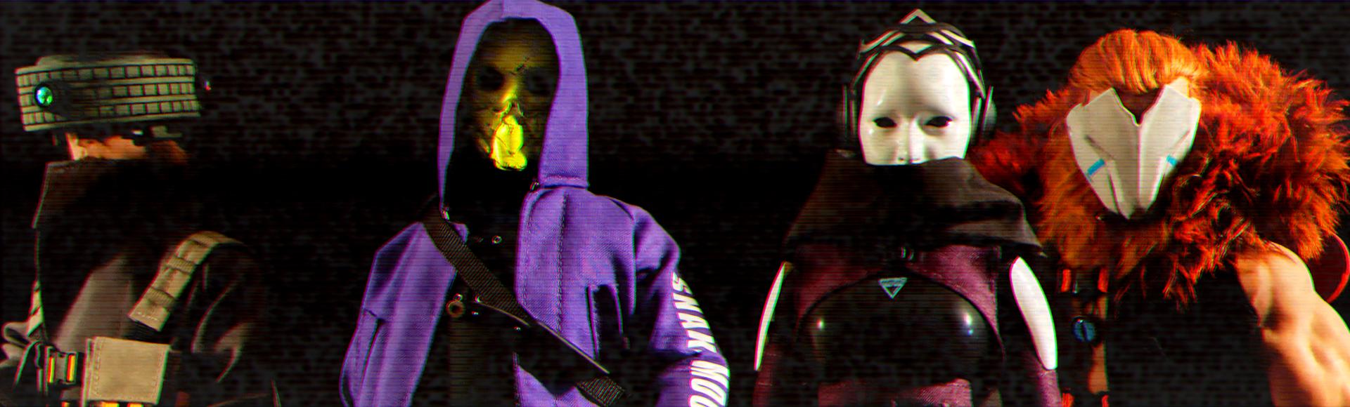 Cyberpunk MOTU Villains
